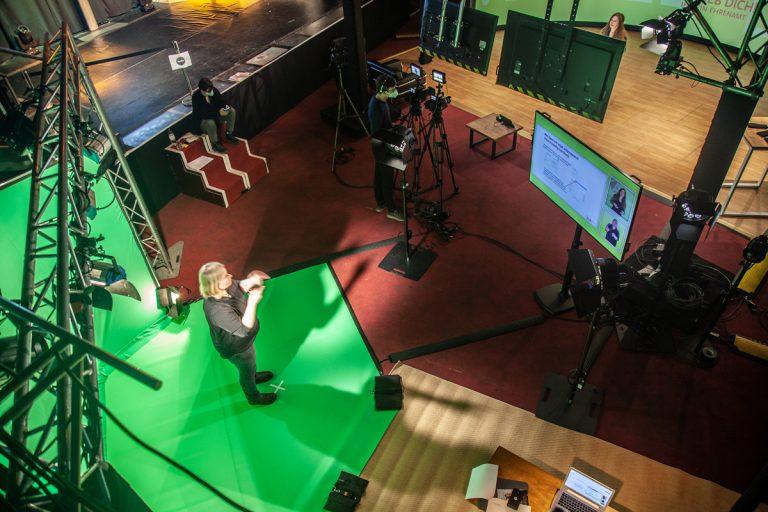 greenscreen-aufnahme-video-präsentation